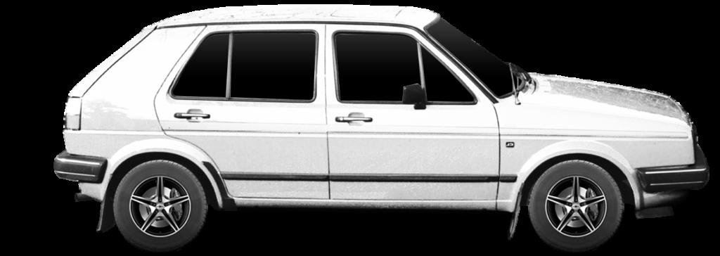 Battery for VW GOLF II (Generation 2) (19E, 1G1)